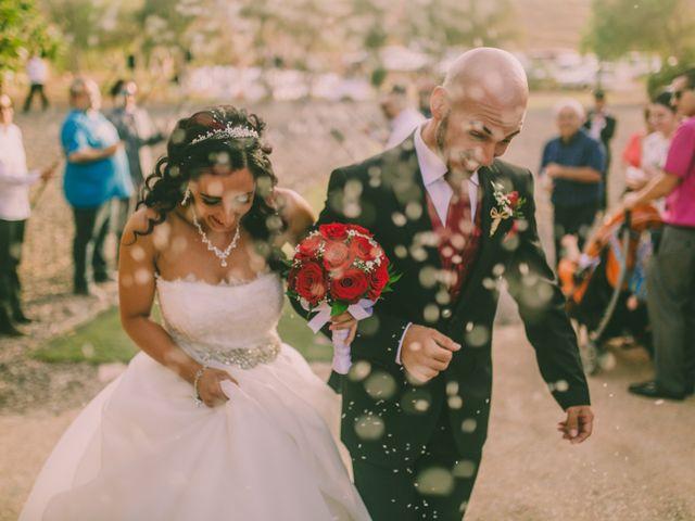 La boda de Jared y Sonia en Ojos De Garza, Las Palmas 23