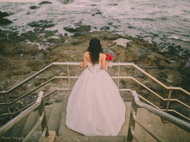 La boda de Jared y Sonia en Ojos De Garza, Las Palmas 24