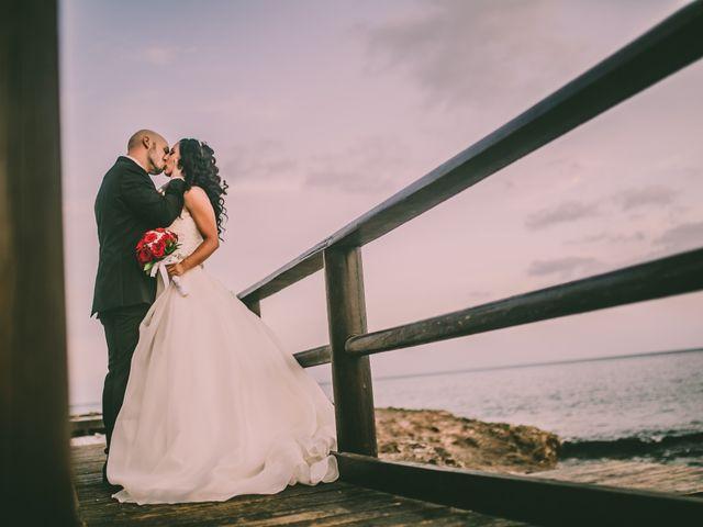 La boda de Jared y Sonia en Ojos De Garza, Las Palmas 25