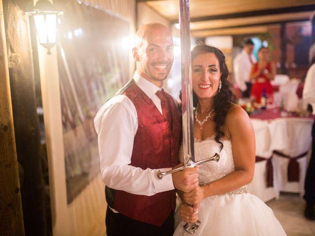 La boda de Jared y Sonia en Ojos De Garza, Las Palmas 26