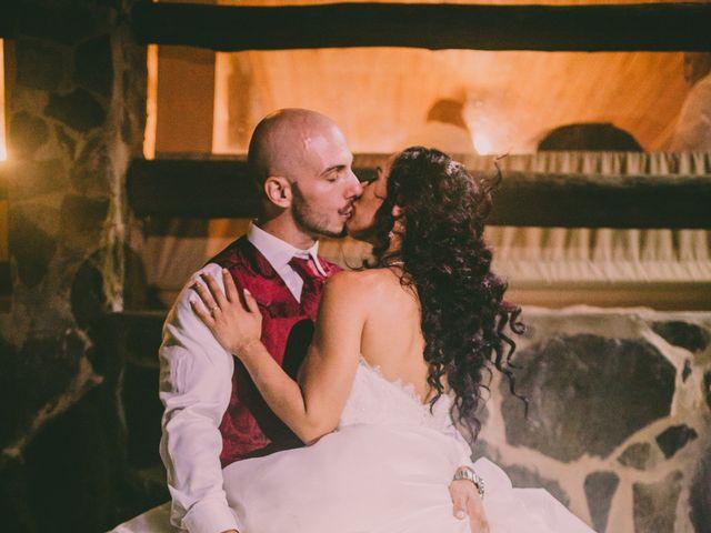 La boda de Jared y Sonia en Ojos De Garza, Las Palmas 27