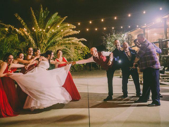 La boda de Jared y Sonia en Ojos De Garza, Las Palmas 28