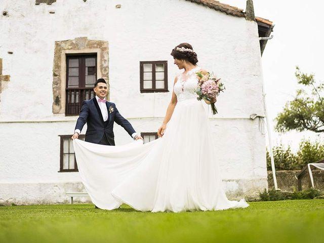 La boda de Ricardo y Marta en Suances, Cantabria 22