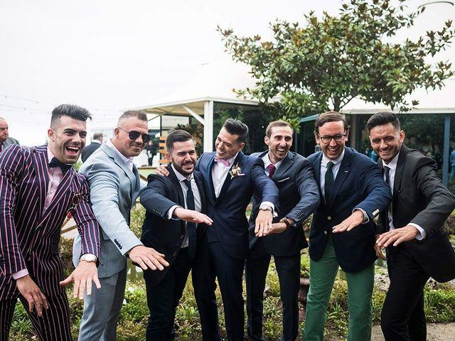 La boda de Ricardo y Marta en Suances, Cantabria 24