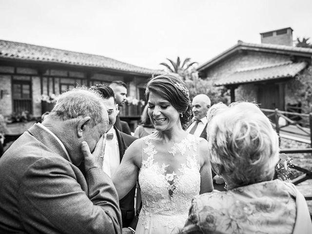 La boda de Ricardo y Marta en Suances, Cantabria 25
