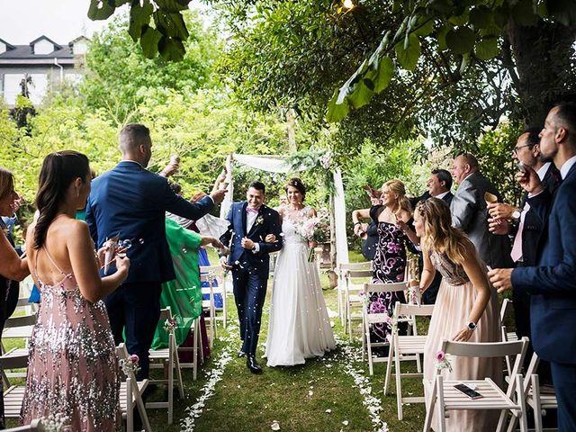 La boda de Ricardo y Marta en Suances, Cantabria 27