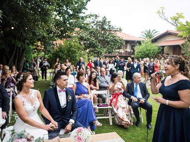 La boda de Ricardo y Marta en Suances, Cantabria 28