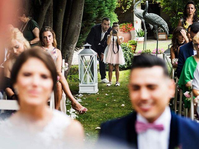 La boda de Ricardo y Marta en Suances, Cantabria 29
