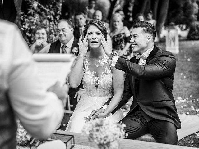 La boda de Ricardo y Marta en Suances, Cantabria 2