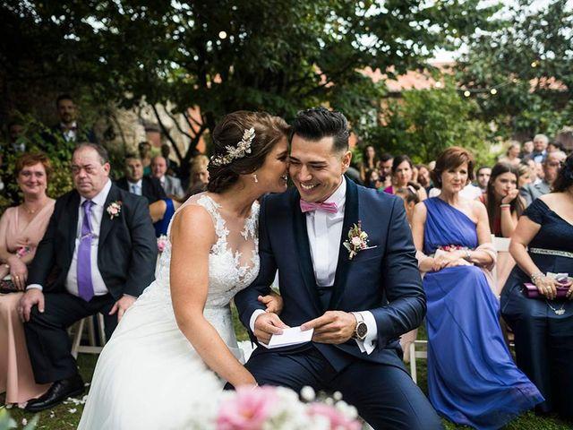 La boda de Ricardo y Marta en Suances, Cantabria 33