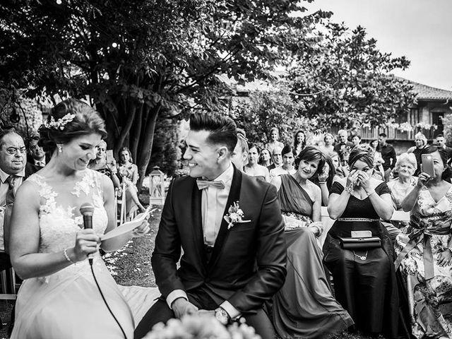 La boda de Ricardo y Marta en Suances, Cantabria 34