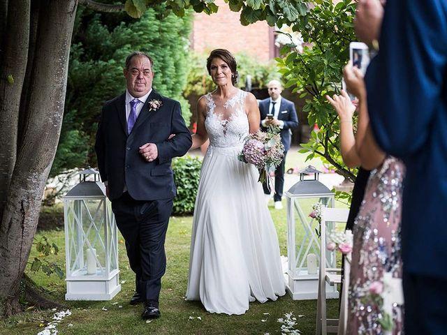 La boda de Ricardo y Marta en Suances, Cantabria 37