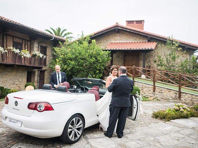 La boda de Ricardo y Marta en Suances, Cantabria 39