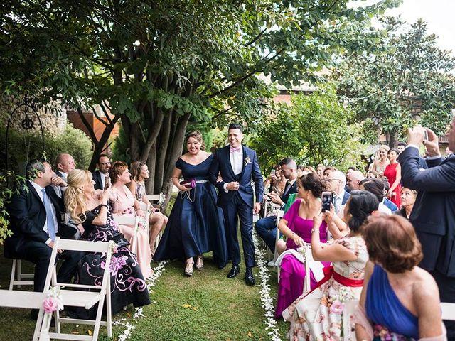 La boda de Ricardo y Marta en Suances, Cantabria 41