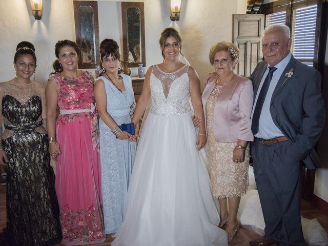 La boda de Iván y Lidia en Alameda, Málaga 16