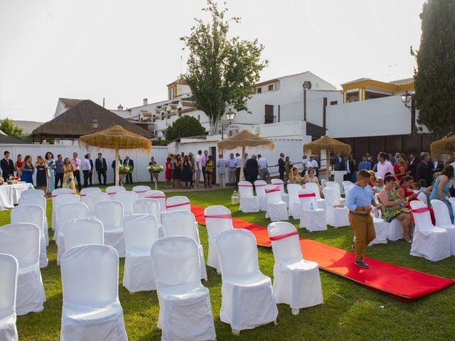 La boda de Iván y Lidia en Alameda, Málaga 17