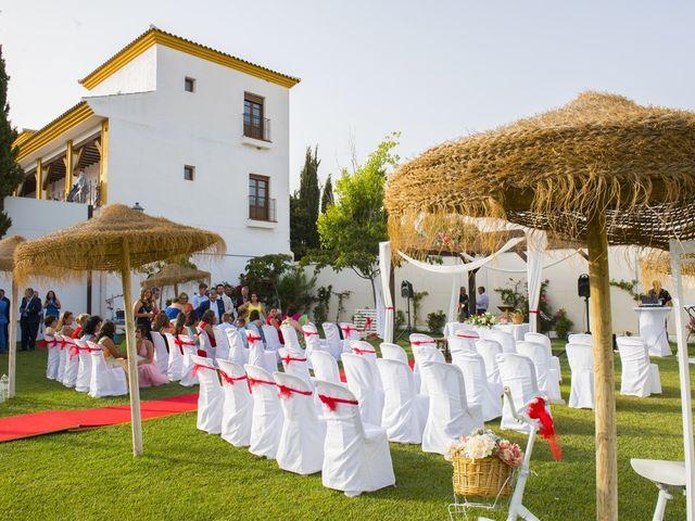 La boda de Iván y Lidia en Alameda, Málaga 19