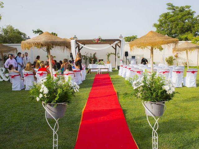 La boda de Iván y Lidia en Alameda, Málaga 20