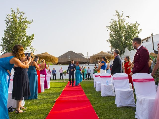 La boda de Iván y Lidia en Alameda, Málaga 22