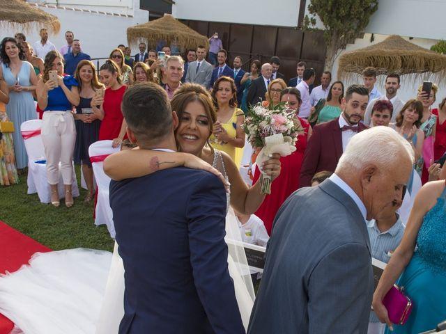 La boda de Iván y Lidia en Alameda, Málaga 27