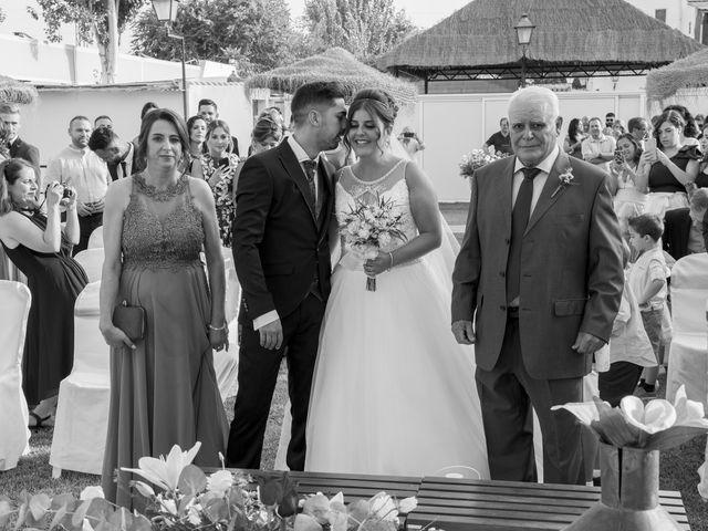 La boda de Iván y Lidia en Alameda, Málaga 28