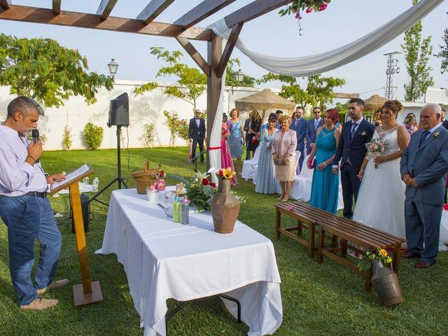 La boda de Iván y Lidia en Alameda, Málaga 29