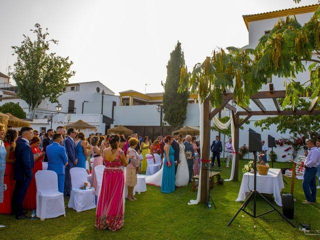 La boda de Iván y Lidia en Alameda, Málaga 30