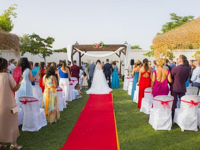 La boda de Iván y Lidia en Alameda, Málaga 31