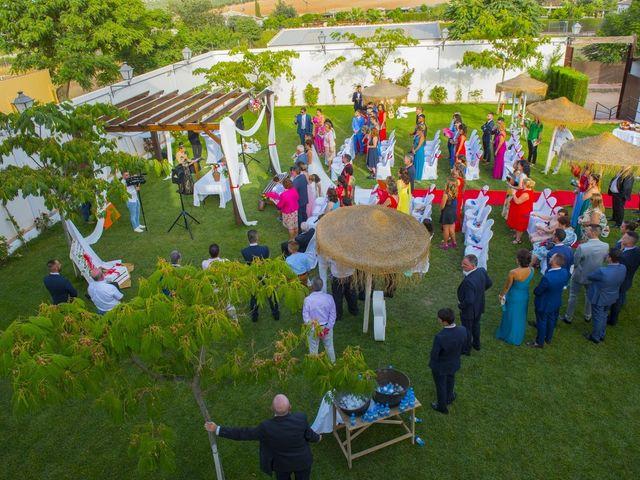 La boda de Iván y Lidia en Alameda, Málaga 32