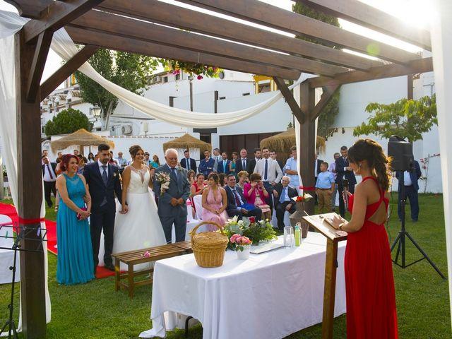 La boda de Iván y Lidia en Alameda, Málaga 33