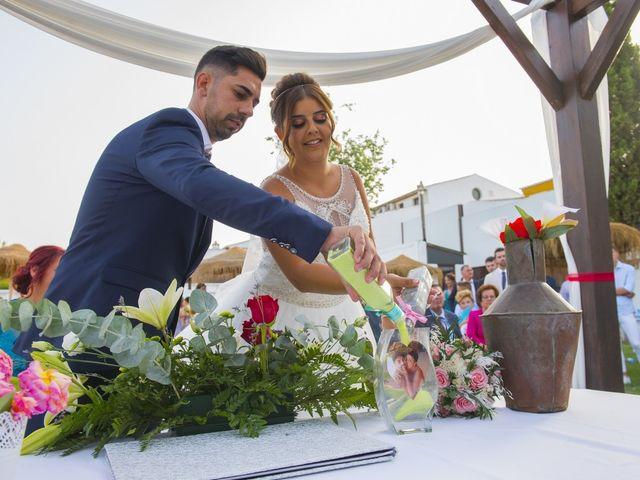 La boda de Iván y Lidia en Alameda, Málaga 34