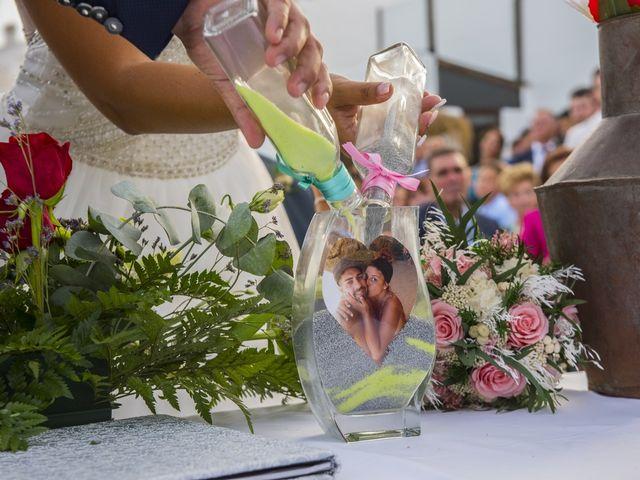 La boda de Iván y Lidia en Alameda, Málaga 35