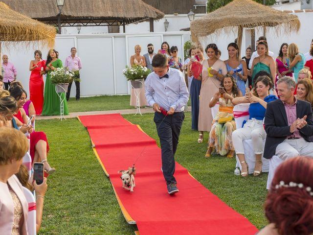 La boda de Iván y Lidia en Alameda, Málaga 36