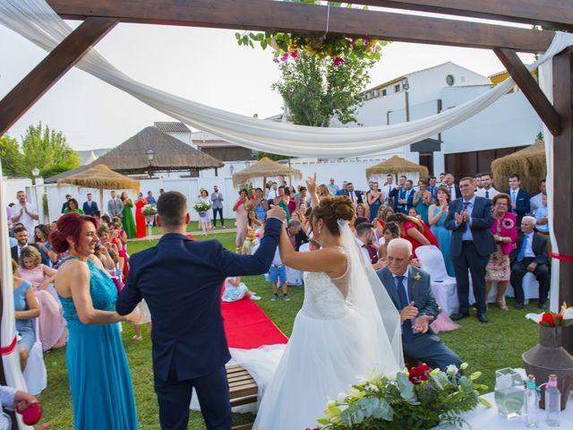 La boda de Iván y Lidia en Alameda, Málaga 39