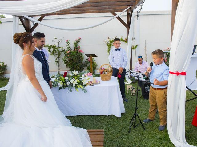 La boda de Iván y Lidia en Alameda, Málaga 40