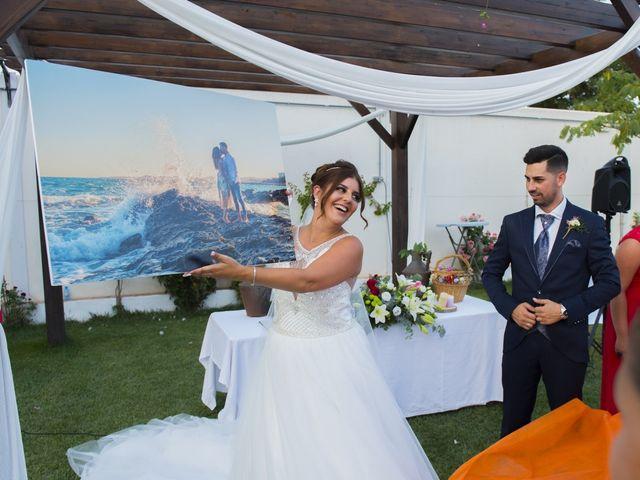 La boda de Iván y Lidia en Alameda, Málaga 43