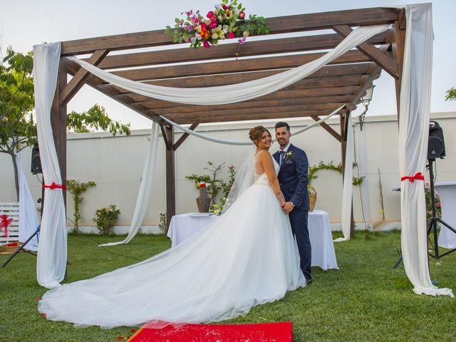 La boda de Iván y Lidia en Alameda, Málaga 45