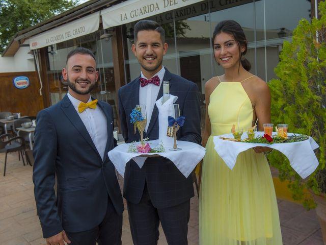 La boda de Iván y Lidia en Alameda, Málaga 46