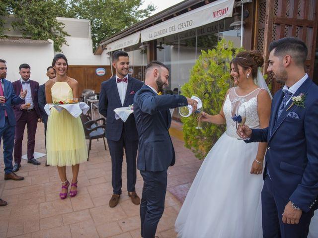 La boda de Iván y Lidia en Alameda, Málaga 48