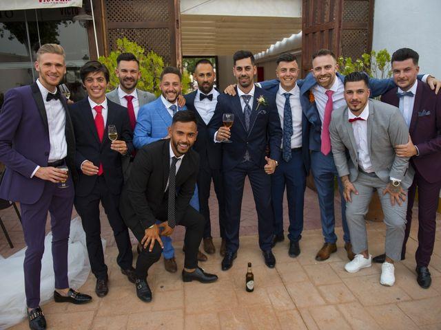 La boda de Iván y Lidia en Alameda, Málaga 49