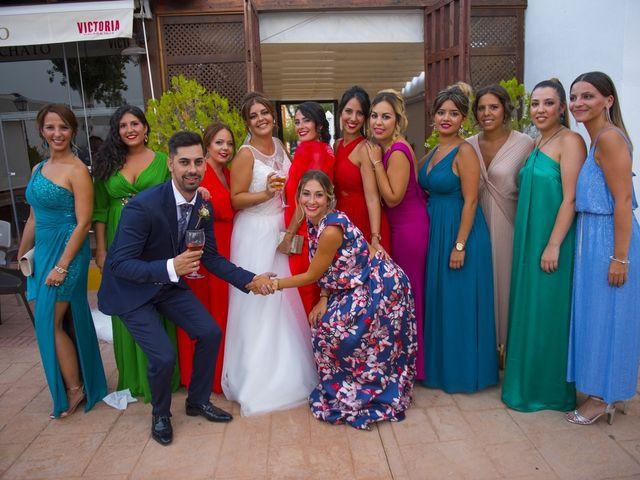 La boda de Iván y Lidia en Alameda, Málaga 50