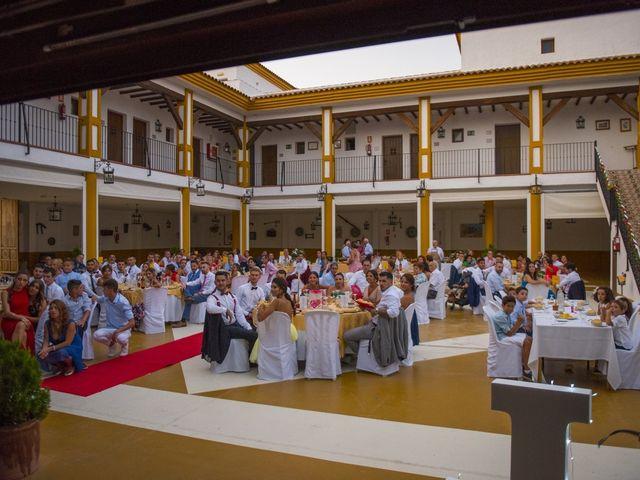 La boda de Iván y Lidia en Alameda, Málaga 51