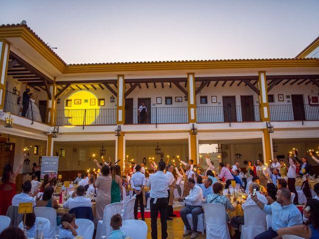 La boda de Iván y Lidia en Alameda, Málaga 52