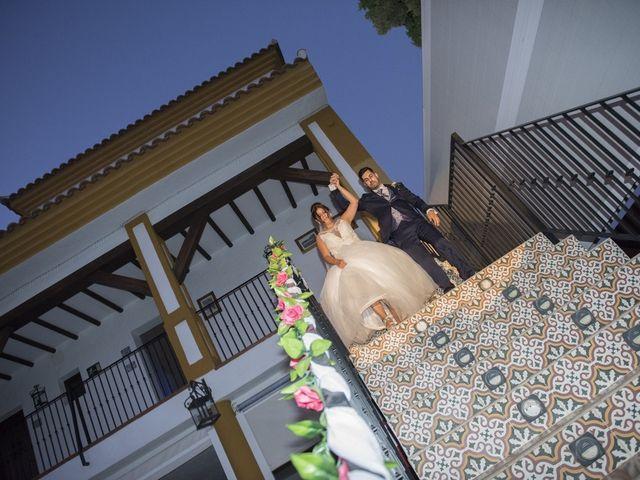 La boda de Iván y Lidia en Alameda, Málaga 53