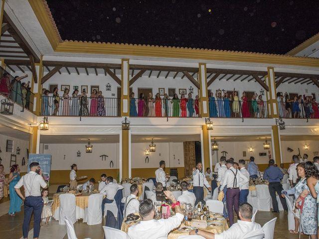 La boda de Iván y Lidia en Alameda, Málaga 62
