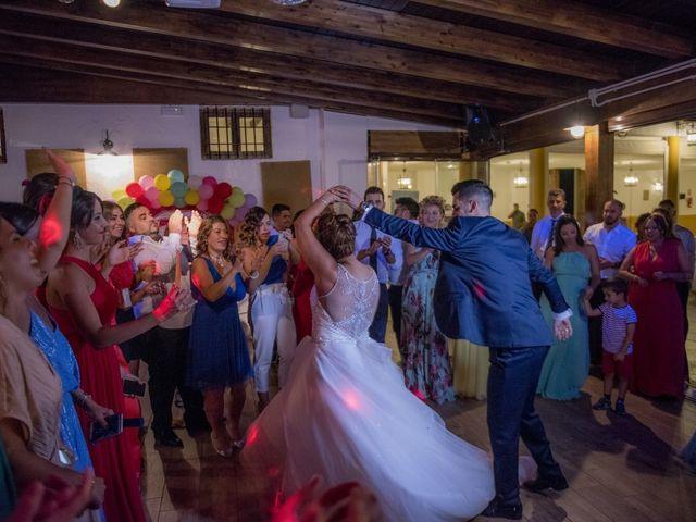 La boda de Iván y Lidia en Alameda, Málaga 71