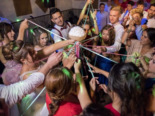 La boda de Iván y Lidia en Alameda, Málaga 73