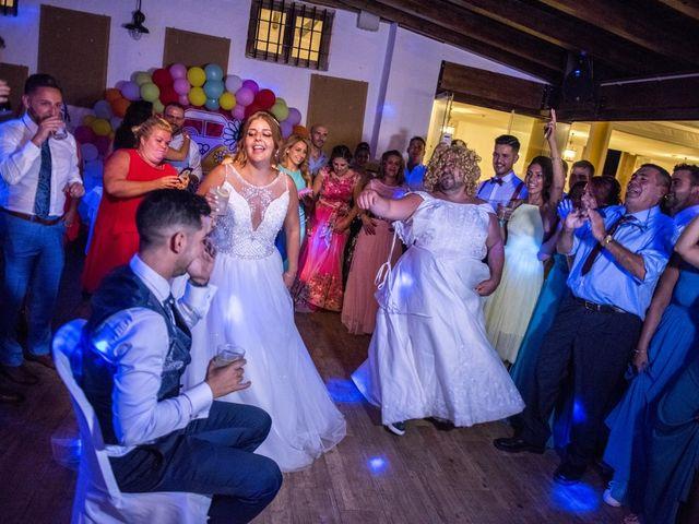 La boda de Iván y Lidia en Alameda, Málaga 76