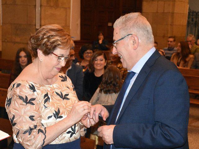 La boda de Jose Ramon y Mari Cruz en Santurtzi, Vizcaya 6