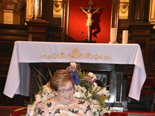 La boda de Jose Ramon y Mari Cruz en Santurtzi, Vizcaya 12